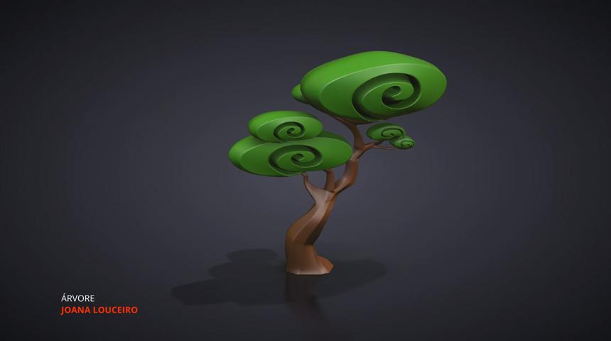 3D - Joana Louceiro
