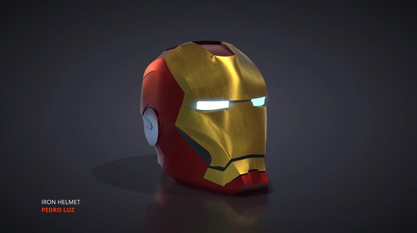 3D - Pedro Luz