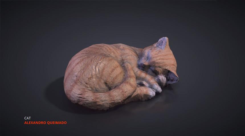 3D - Alexandro Queimado