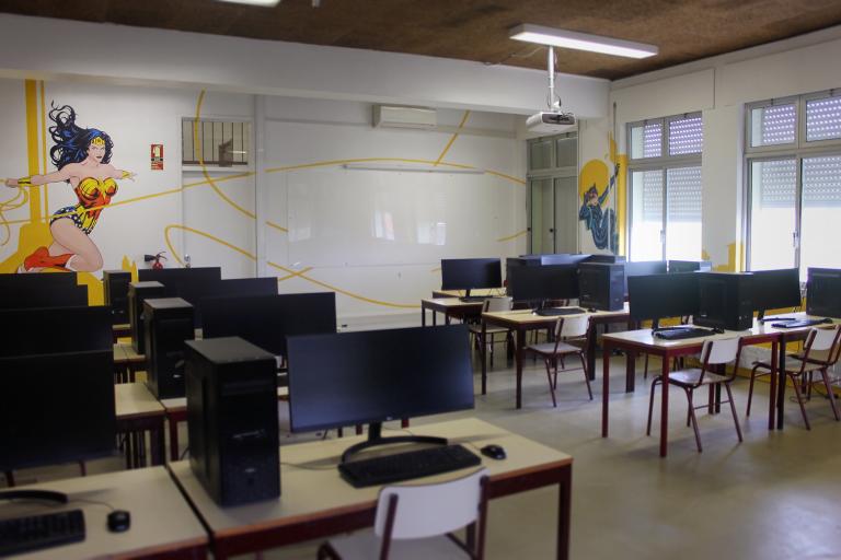 Sala PCs